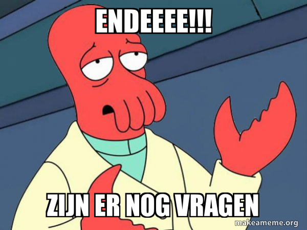 Tricky Zoidberg meme
