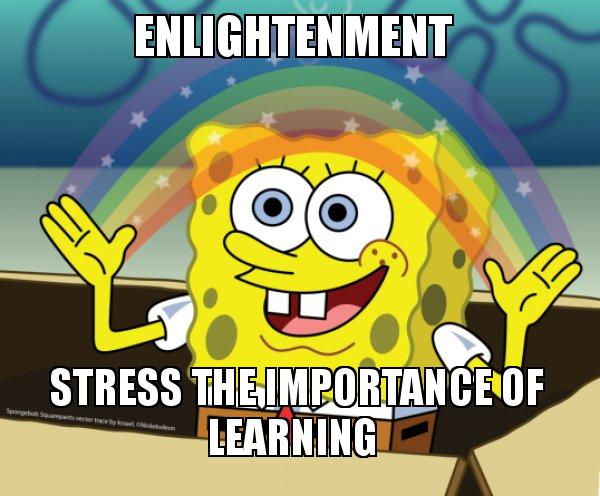 importance of enlightenment