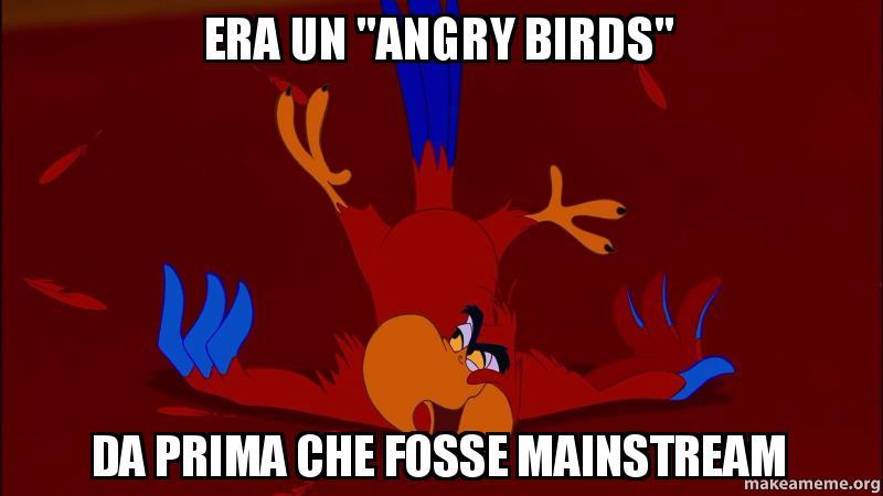 Era Un Quot Angry Birds Quot Da Prima Che Fosse Mainstream