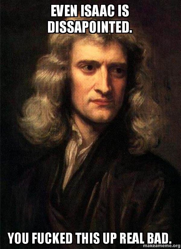 short essay on sir isaac newton