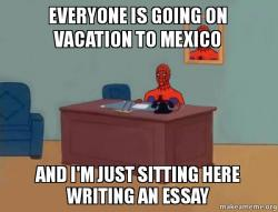 An essay about a trip to mexico