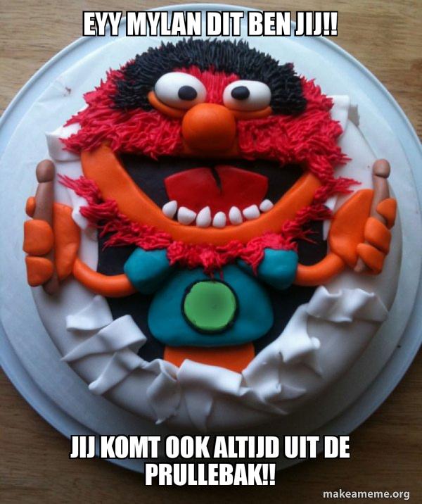 Cake Day meme