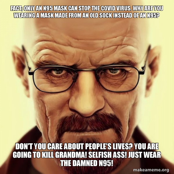 Walter White Breaking Bad meme