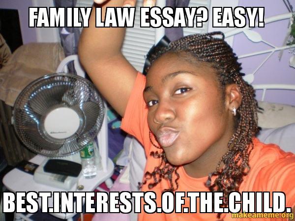 do your essay meme