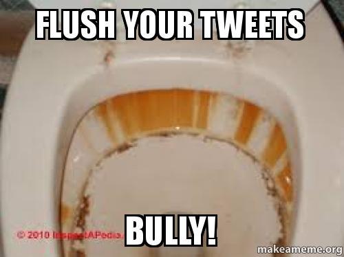 how to delete a tweet meme