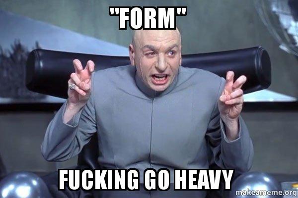 Form fucking go heavy dr evil austin powers go heavy make a meme dr evil austin powers meme freerunsca Gallery