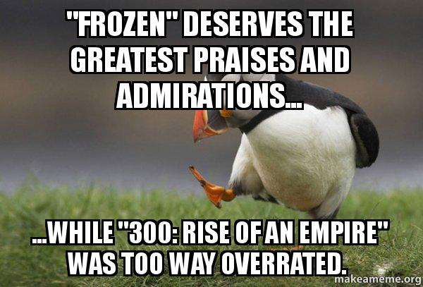 """""""Frozen"""" des..."""