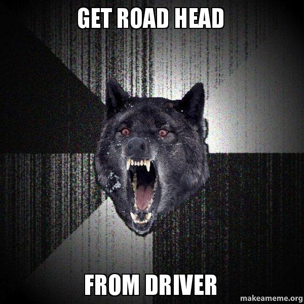 Angry Wolf Meme