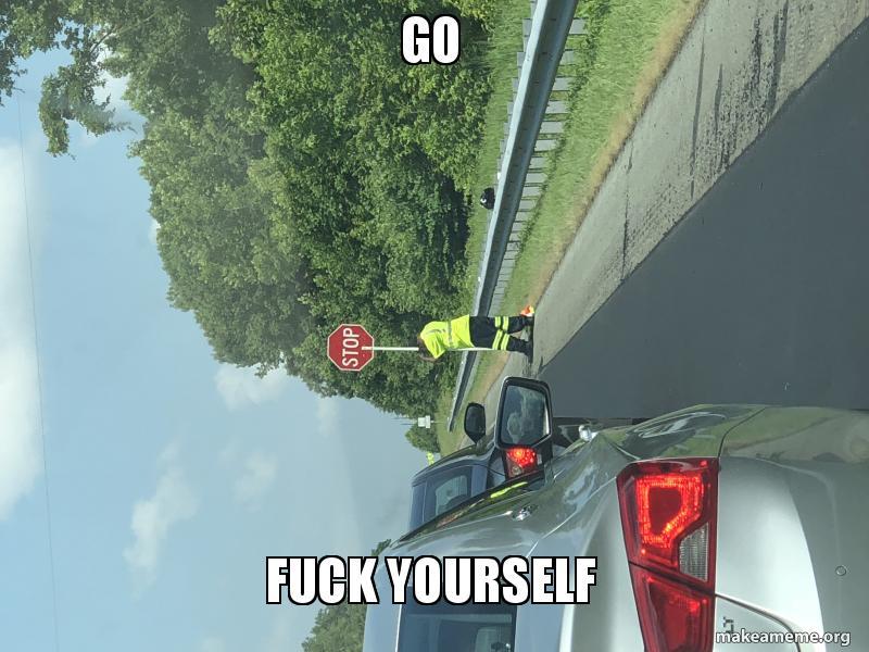 Meme Generator GO - Fuck yourself