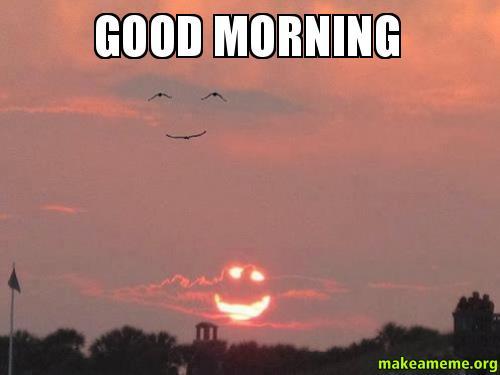 Jamaican Good Morning Meme : Good morning make a meme