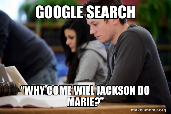 Conscientious College Senior meme