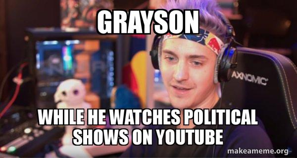 Ninja Tyler Blevins meme