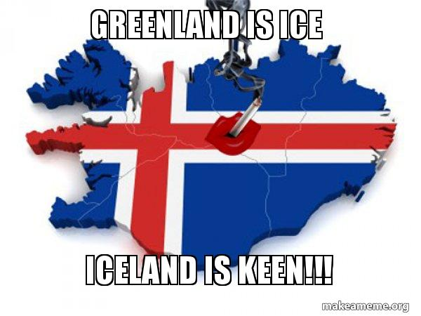 Good Guy Iceland meme