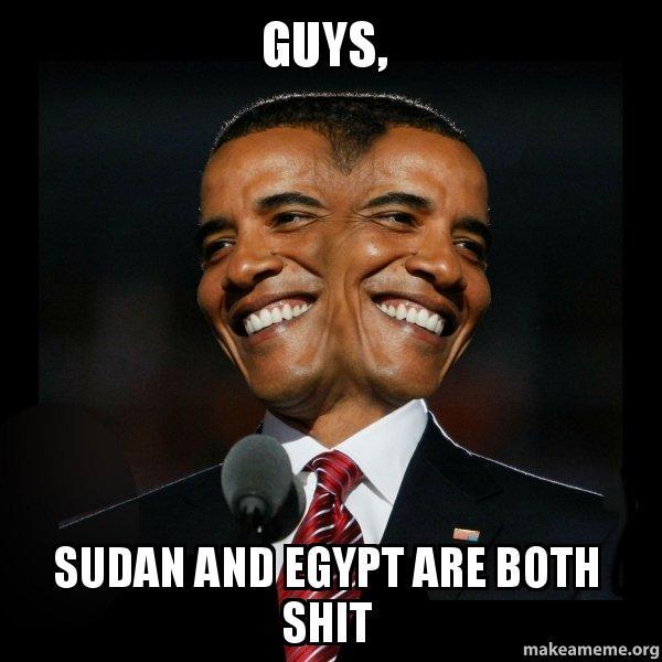 sudan guys