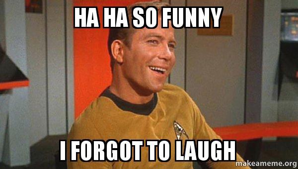 Ridiculously Photogenic Starship Captain meme  Understanding Natural Language Processing