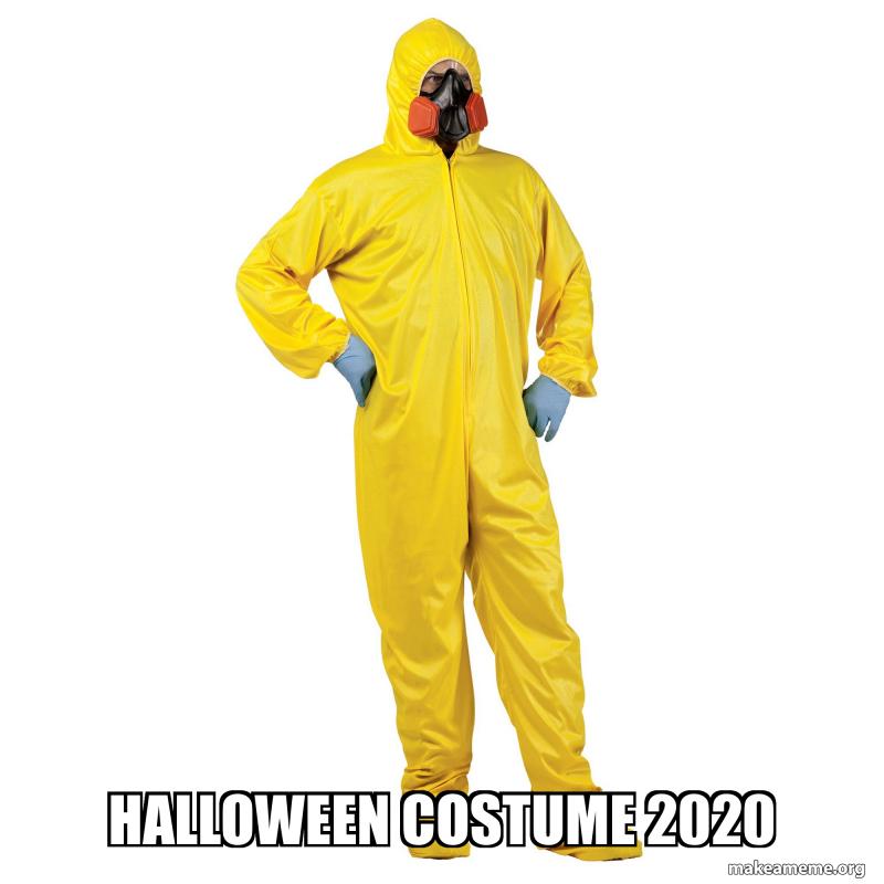 Meme Halloween Costunmes 2020 Halloween costume 2020 | Make a Meme