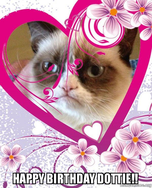 Happy Valentines Day Grumpy Cat Meme