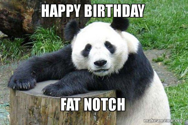 Pic Collage Happy Birthday Fatty Aka Hugo