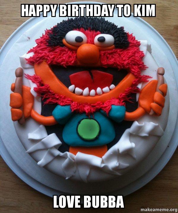 Make Your Own Birthday Cake