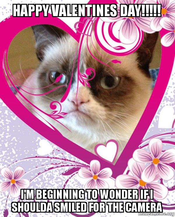 Happy Valentines Day!!!!! I'm beginning to wonder if i ...