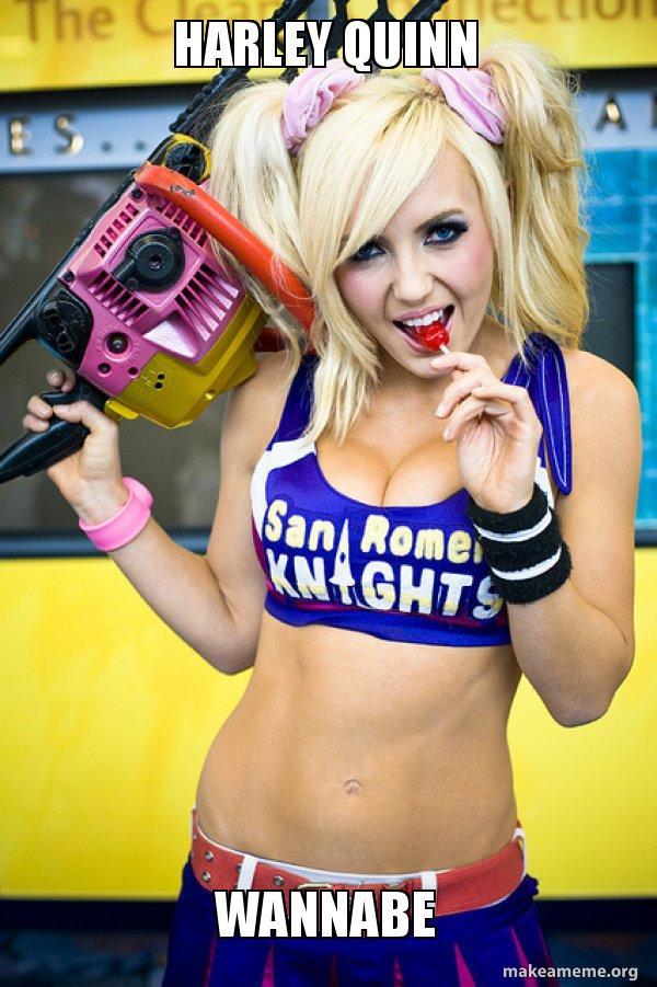 Jessica Nigri Harley Queen
