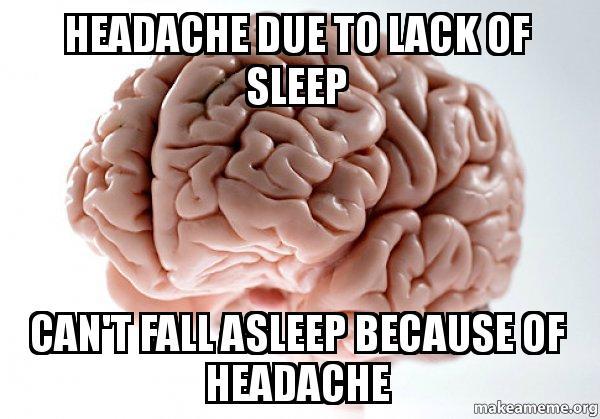 Image result for headache meme