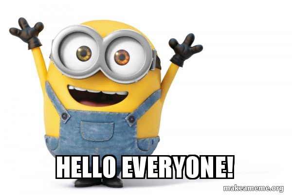 Image result for hello everyone