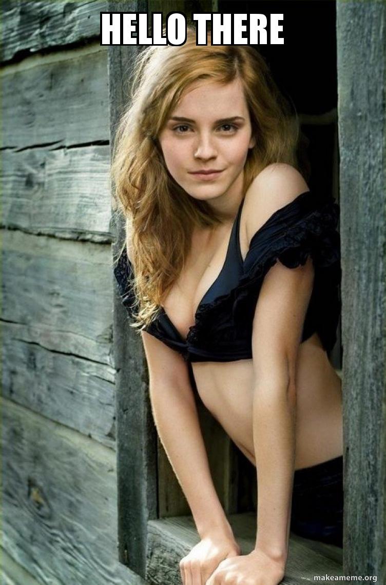 Sassy Emma Watson  meme