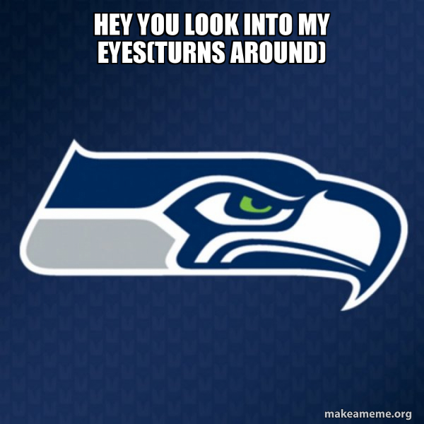 Seattle Seahawks meme
