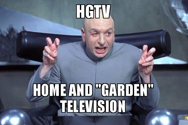 hgtv hasnu0027t run gardening shows for almost 8 years and hasnu0027t had a gardening show lineup for almost 15 - Shows On Hgtv