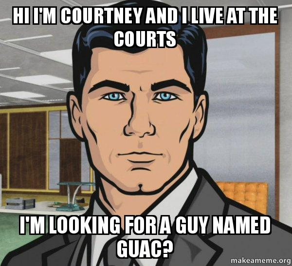 hi im courtney hi i'm courtney and i live at the courts i'm looking for a guy,Courtney Memes