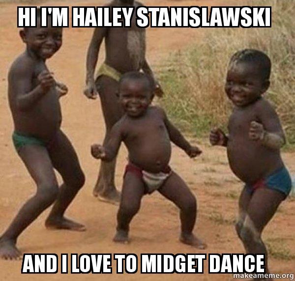 Dancing midget pics