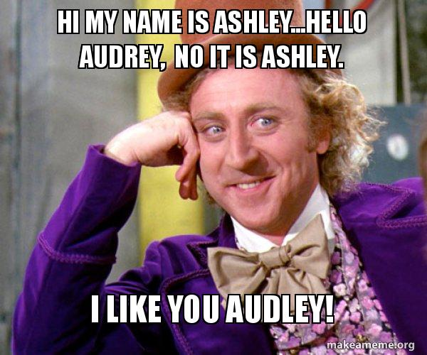 my name is ashlee and i am always happy List name description under 100  ashley this is the best news of my life thank you for this i love my mom and dad mr and mrs iaconetti  girl i am so happy.