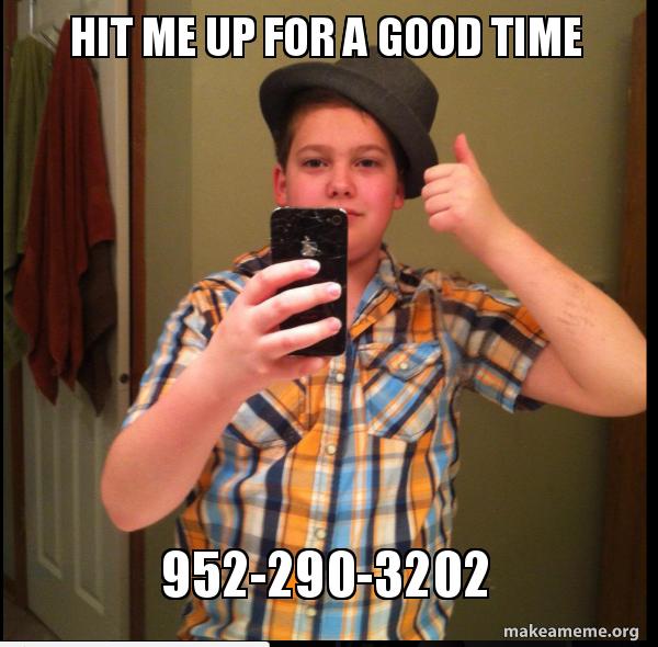 Hit me login