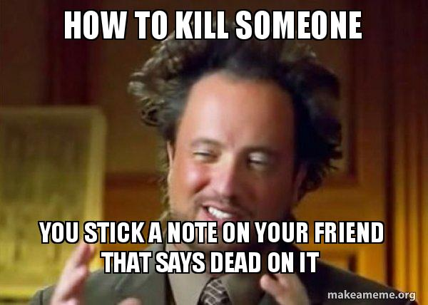how to kill someone If you want to kill someone by poisoning, you don't do anything in answer to your question, how to kill and get away with it.