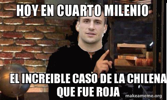 HOY EN CUARTO MILENIO | Make a Meme