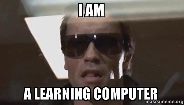 The Terminator meme