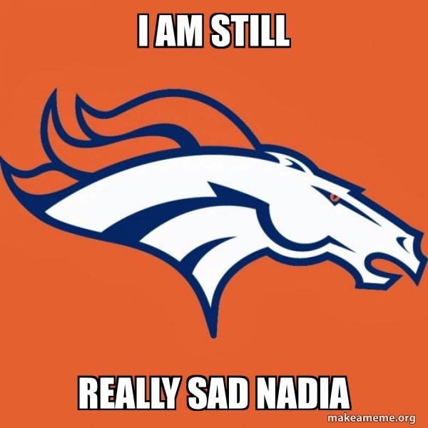 Denver Broncos meme