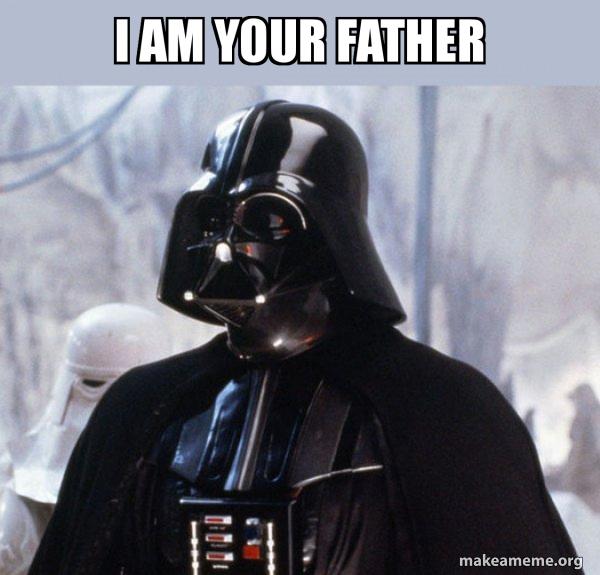 Darth Vader meme