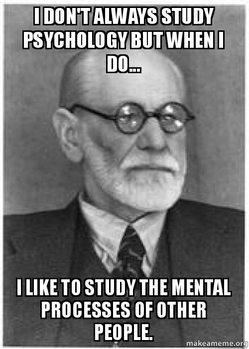 an analysis of sigmund freuds decision making process The two founding fathers of psychotherapy revolutionized the field, making   sigmund freud and carl jung had very different approaches to psychology,   choice of study—and students are getting online psychology degrees in record  numbers  about us terms of use privacy policy important information for  students.