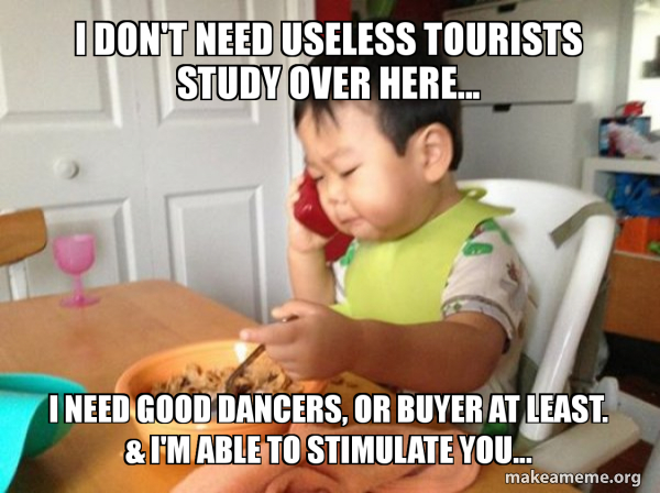Businessman Baby meme