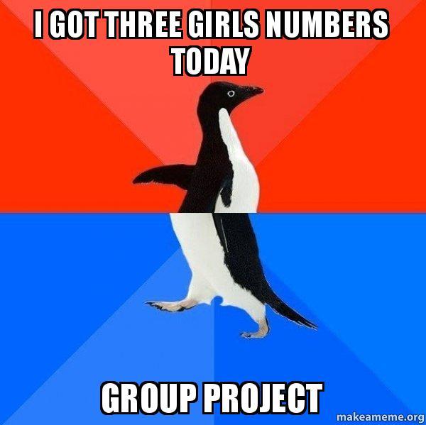 i got a girls number