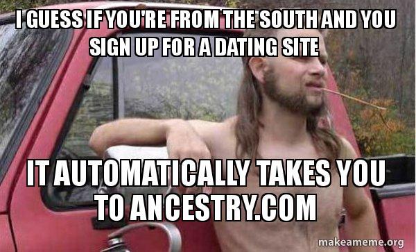 Redneck dating site