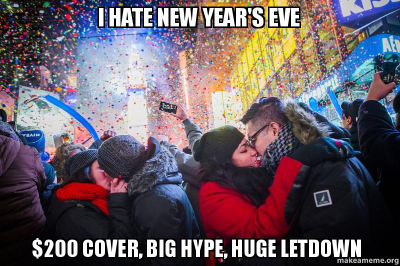 New Years Eve Is