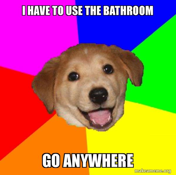 Advice Dog meme