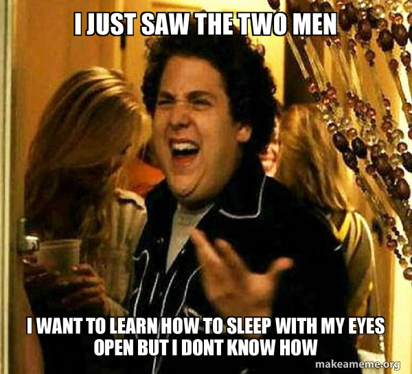 Seth from Superbad meme