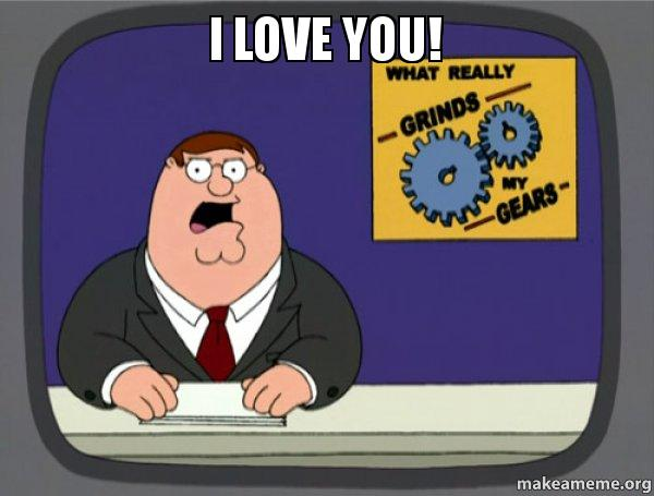 What grinds my gears family guy meme