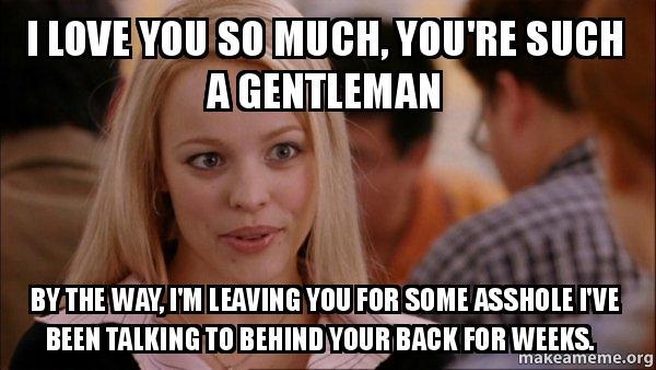 Why do women love assholes