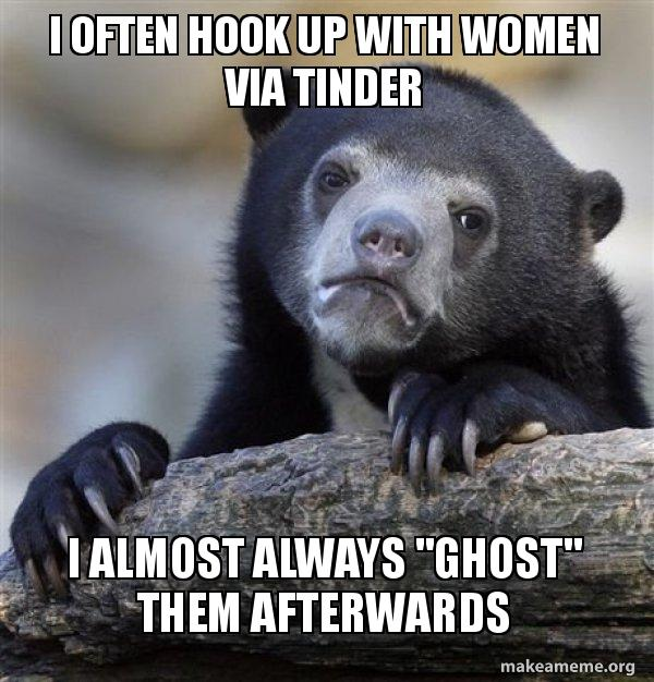 hooking up with girls on tinder 25 people on their best and worst tinder experiences ever no lying, she is definitely be the most attractive girl i will ever hook up with in my life.