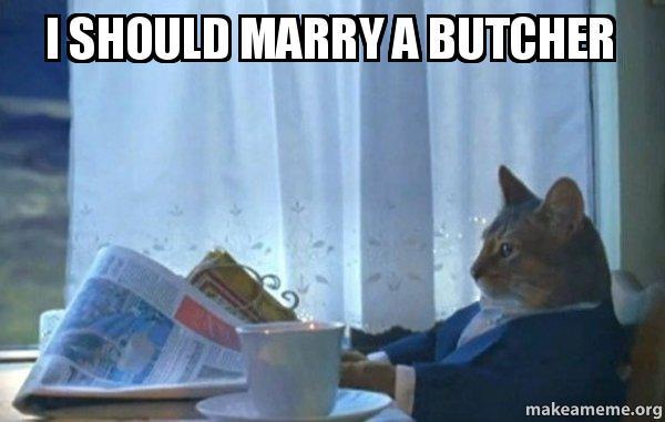 Sophisticated Cat meme